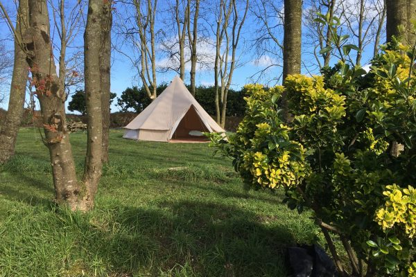camping, tente mariage Brest Finistere nord